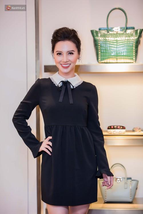 Linh Nga diện set đồ 145 triệu đi sự kiện tại Hà Nội - Ảnh 7.