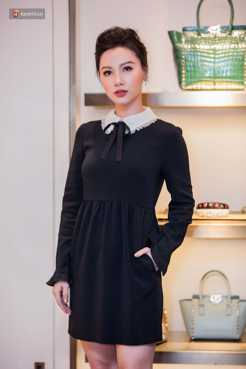 Linh Nga diện set đồ 145 triệu đi sự kiện tại Hà Nội - Ảnh 6.