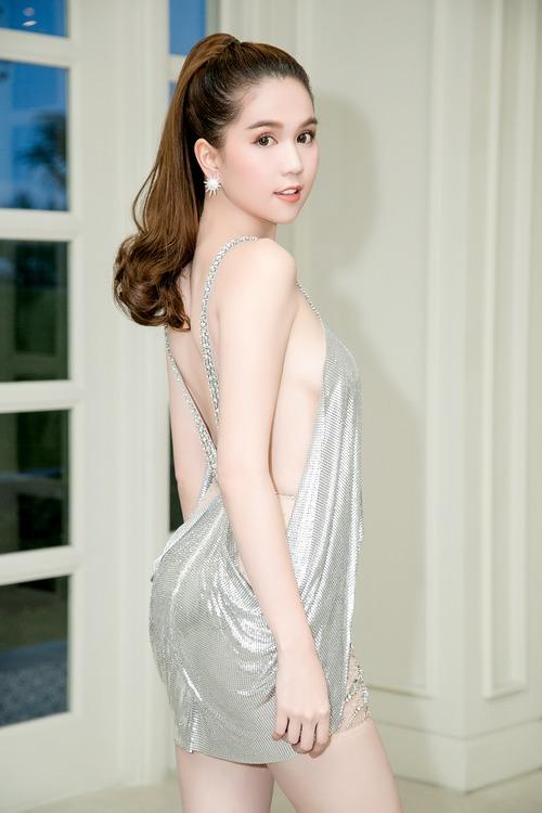 Ngọc Trinh diện váy mỏng tang, khoe trọn thân hình sexy đến bỏng mắt giữa sự kiện - Ảnh 7.