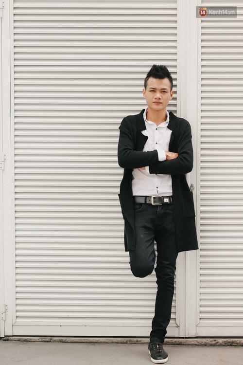 Chàng trai hát rong của The Voice: Bố từng phải bán xe máy, lấy 5 triệu cho mình vào Sài Gòn thi hát - Ảnh 7.