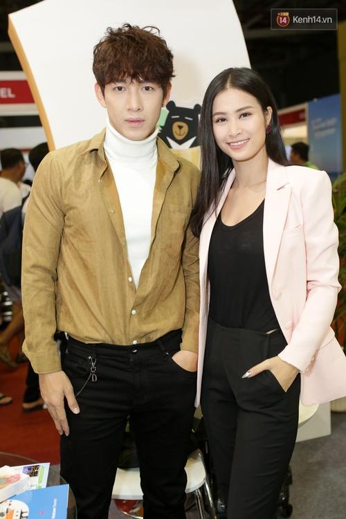 Song Luân tiết lộ Trương Mỹ Nhân là bạn gái lý tưởng, bật khóc trong MV đóng chung - Ảnh 7.