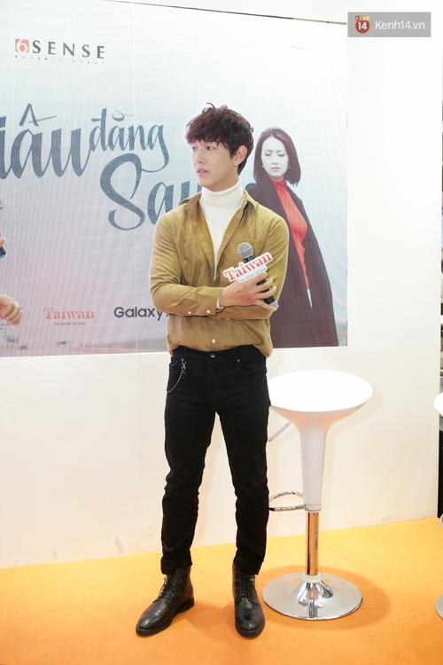 Song Luân tiết lộ Trương Mỹ Nhân là bạn gái lý tưởng, bật khóc trong MV đóng chung - Ảnh 4.