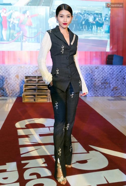 Hậu thẩm mỹ, Phi Thanh Vân khoe vòng 3 khủng tại sự kiện ra mắt Chí Phèo ngoại truyện - Ảnh 16.