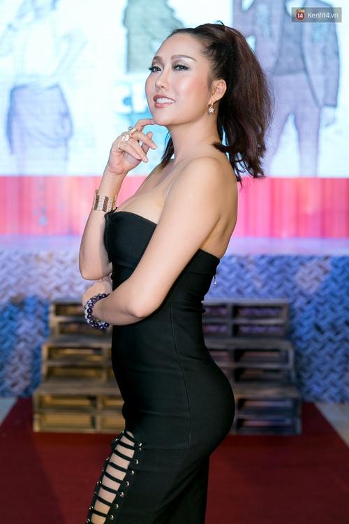 Hậu thẩm mỹ, Phi Thanh Vân khoe vòng 3 khủng tại sự kiện ra mắt Chí Phèo ngoại truyện - Ảnh 1.