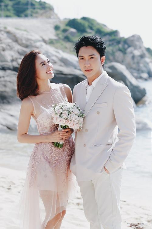 Lan Ngọc được B Trần cầu hôn trên biển trong teaser mới của Mối tình đầu của tôi - Ảnh 9.