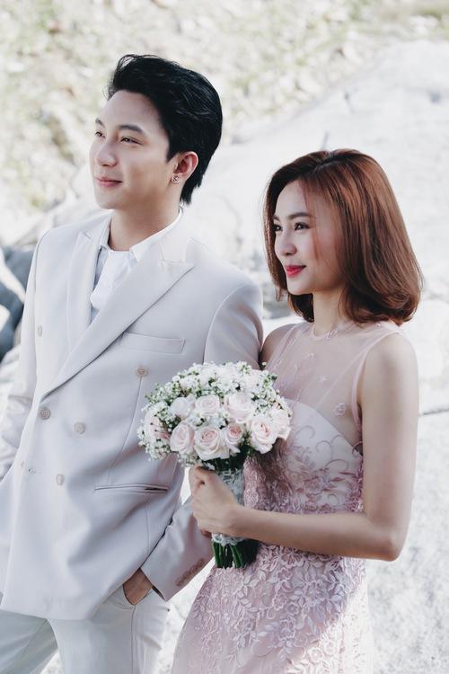 Lan Ngọc được B Trần cầu hôn trên biển trong teaser mới của Mối tình đầu của tôi - Ảnh 3.