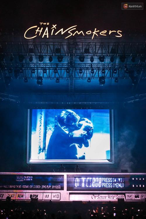 Đêm diễn The Chainsmokers: Chưa bao giờ Việt Nam có một show EDM xịn đét đến như vậy! - Ảnh 12.