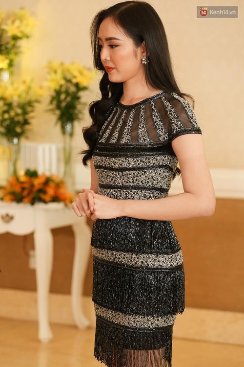Hoa dâm bụt Hoàng Thùy nổi bật rực rỡ trong buổi sơ khảo miền Nam Hoa hậu Hoàn vũ - Ảnh 8.
