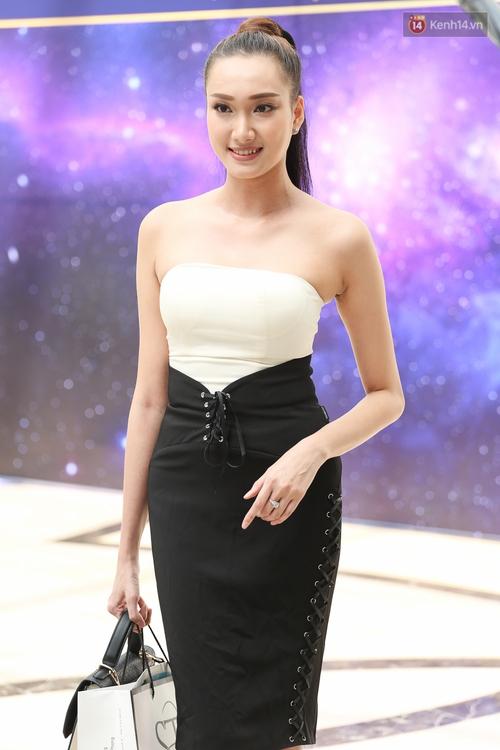 Sơ khảo HHHV: Host Phạm Hương tỏa sáng cùng vương miện, Mâu Thủy nổi bật trong dàn thí sinh - Ảnh 17.