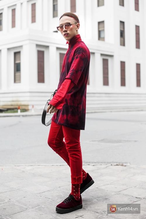 Ngắm street style tươi roi rói của giới trẻ 2 miền, bạn sẽ thấy thích diện đồ màu mè ngay lập tức - Ảnh 20.