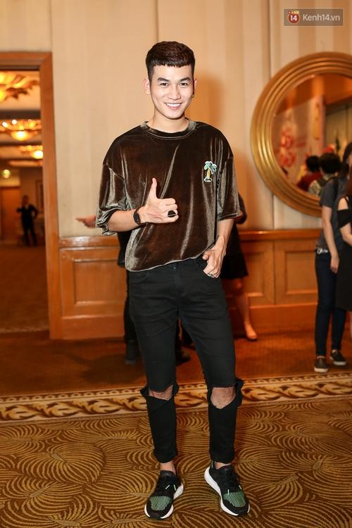Ali Hoàng Dương, Quán quân Giọng hát Việt 2017 cũng góp mặt trong phim