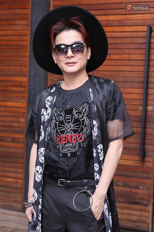 Đàm Vĩnh Hưng - Dương Triệu Vũ đầy tình cảm trong buổi ra mắt show thực tế mới cùng nhau - Ảnh 12.