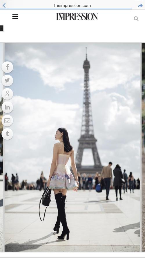 Diện trang phục của NTK Việt, street style của Thùy Trang vẫn lên thẳng Vogue Ý - Ảnh 2.
