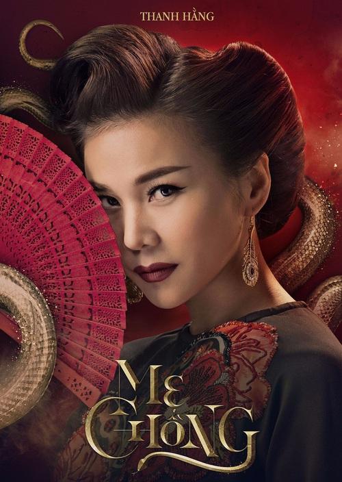 Thanh Hằng bị mẹ chồng mắng nhiếc trong phim điện ảnh về mẹ chồng nàng dâu - Ảnh 10.