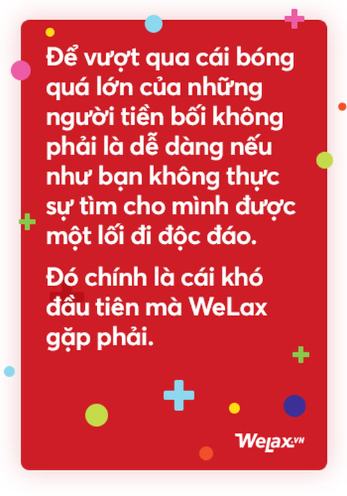 Hãy nói một chút về WeLax, về những người trẻ ham mê mua vui cho thiên hạ - Ảnh 10.