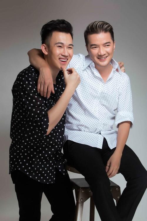 Đàm Vĩnh Hưng - Dương Triệu Vũ ra mắt teaser album chung, tiếp tục úp mở về mối quan hệ của cả hai - Ảnh 5.