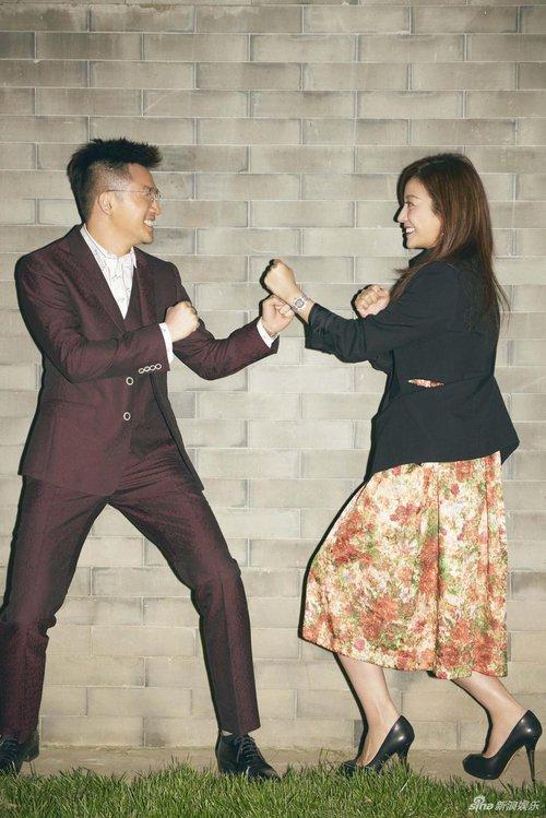 Triệu Vy cùng Tô Hữu Bằng song kiếm hợp bích, mở ra đế chế truyền thông riêng - Ảnh 3.
