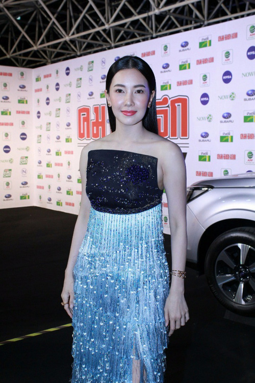 Nhiều mỹ nhân, mỹ nam đình đám Thái Lan tụ hội tại một sự kiện thảm đỏ danh giá - Ảnh 16.