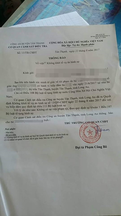 Người mẹ viết đơn xin đi tù kể lại chuyện nấu mì, dỗ con cho đến lúc bị cưỡng hiếp ngay trong nhà mình - Ảnh 4.