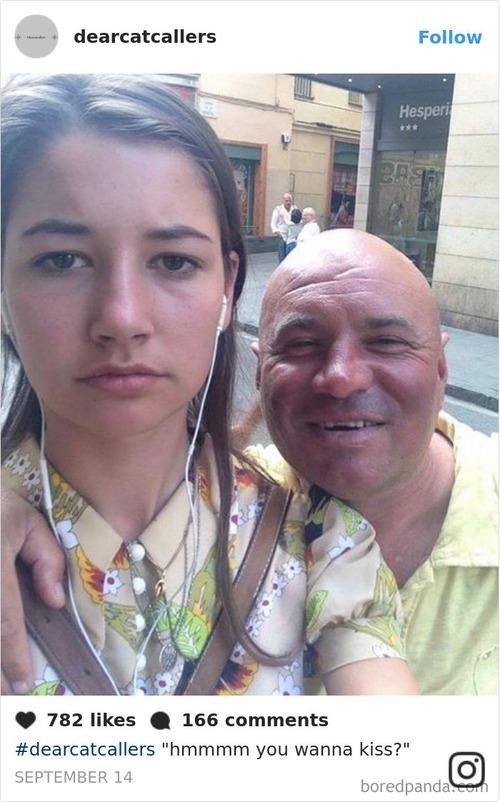 Đi đường bị trai ghẹo quá nhiều, cô gái tức mình selfie với tất cả rồi tung ảnh lên Instagram - Ảnh 1.