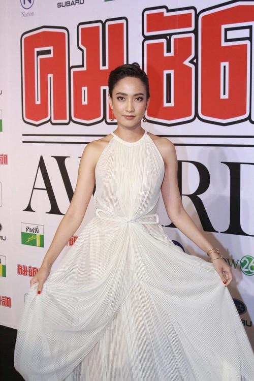 Nhiều mỹ nhân, mỹ nam đình đám Thái Lan tụ hội tại một sự kiện thảm đỏ danh giá - Ảnh 9.