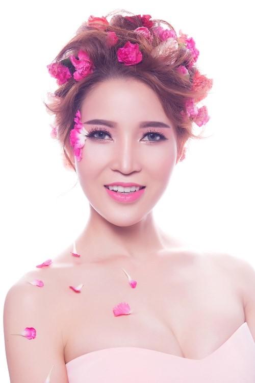 Hoa khôi Thời trang VN 2017 bán dâm nghìn USD: Luôn miệng nói không với scandal, giữ hình ảnh trong sáng - Ảnh 3.