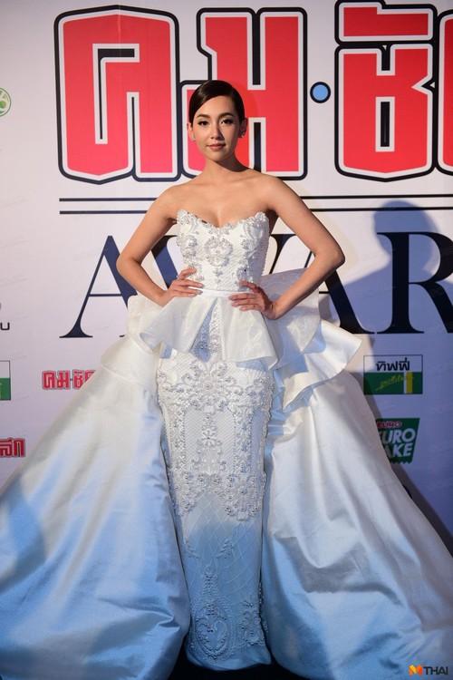 Nhiều mỹ nhân, mỹ nam đình đám Thái Lan tụ hội tại một sự kiện thảm đỏ danh giá - Ảnh 8.