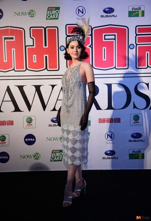 Nhiều mỹ nhân, mỹ nam đình đám Thái Lan tụ hội tại một sự kiện thảm đỏ danh giá - Ảnh 1.