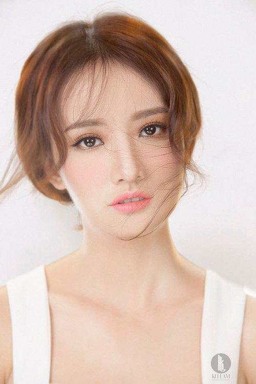 Dàn thí sinh Vietnams Next Top Model mùa 8 cũng đâu kém cạnh The Face? - Ảnh 7.