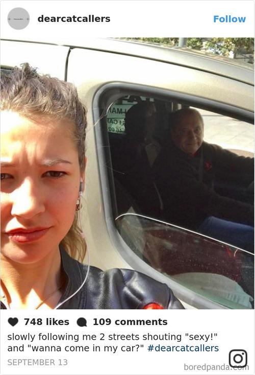 Đi đường bị trai ghẹo quá nhiều, cô gái tức mình selfie với tất cả rồi tung ảnh lên Instagram - Ảnh 4.