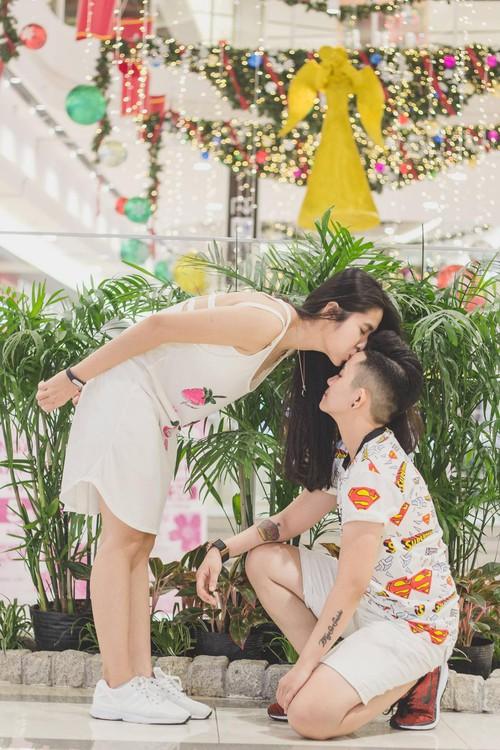 Cặp đôi song tính và chuyển giới ở Sài Gòn chia sẻ câu chuyện tình yêu đầy ngọt ngào trong 3 năm qua - Ảnh 8.