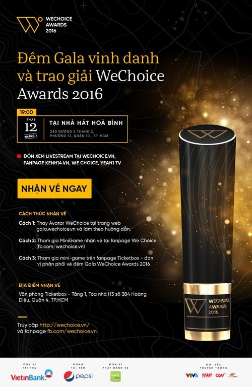 Tiên Tiên - Trung Quân lần đầu kết hợp, Soobin Hoàng Sơn cực chất tập cùng ban nhạc cho Gala WeChoice Awards - Ảnh 13.