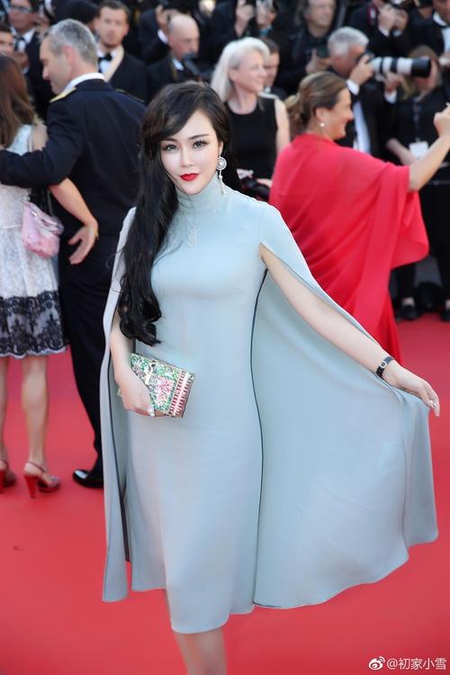 Lại thêm một người đẹp Cbiz vô danh chen chân lên thảm đỏ Cannes khiến netizen muối mặt - Ảnh 4.