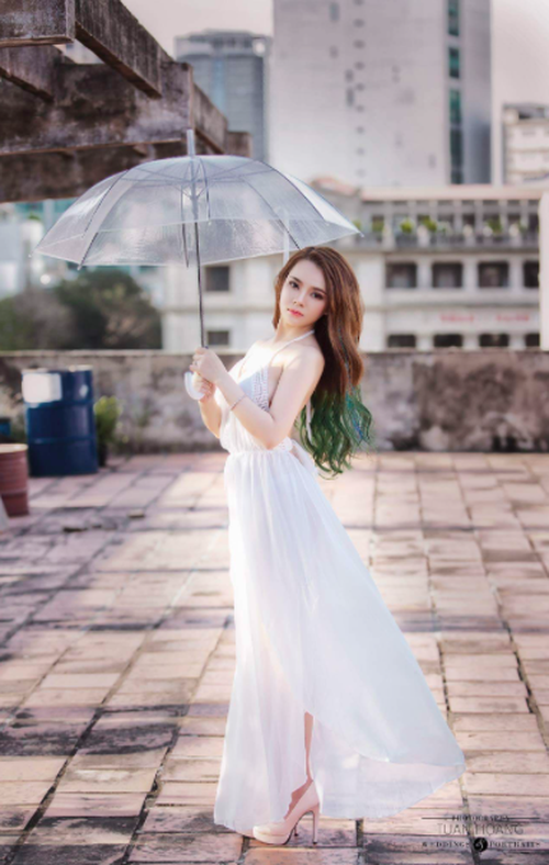 4 cô nàng siêu thị phi đang làm mưa làm gió tại vòng casting của The Face mùa 2 - Ảnh 5.