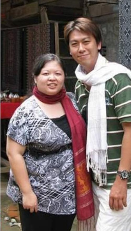 Bị nhầm là mẹ của chồng vì quá sồ sề, người vợ quyết tâm giảm liền 42kg trong 1 năm - Ảnh 1.