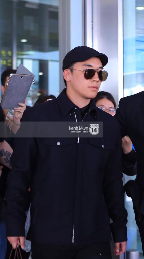 Seungri cuối cùng đã có mặt tại Việt Nam, chưa thấy G-Dragon xuất hiện - Ảnh 8.