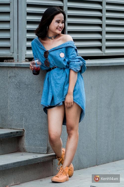 Trời nóng đến mấy cũng không ngăn được giới trẻ Việt diện đồ tầng lớp chất như chụp ảnh tạp chí - Ảnh 7.