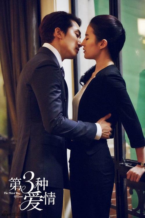 9 bộ phim giúp giới giải trí Hoa Ngữ có được những cặp đôi phim giả tình thật - Ảnh 44.