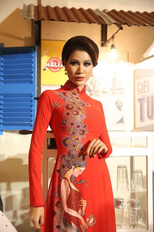 Dàn sao Việt diện trang phục cổ điển đi xem đêm nhạc Bolero của Đàm Vĩnh Hưng - Ảnh 5.