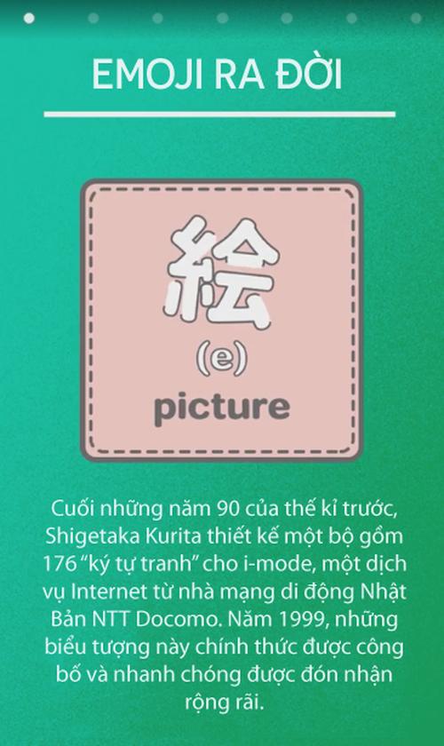 Những câu chuyện thú vị đằng sau loạt emoji bạn vẫn dùng hàng ngày bây giờ mới kể - Ảnh 1.