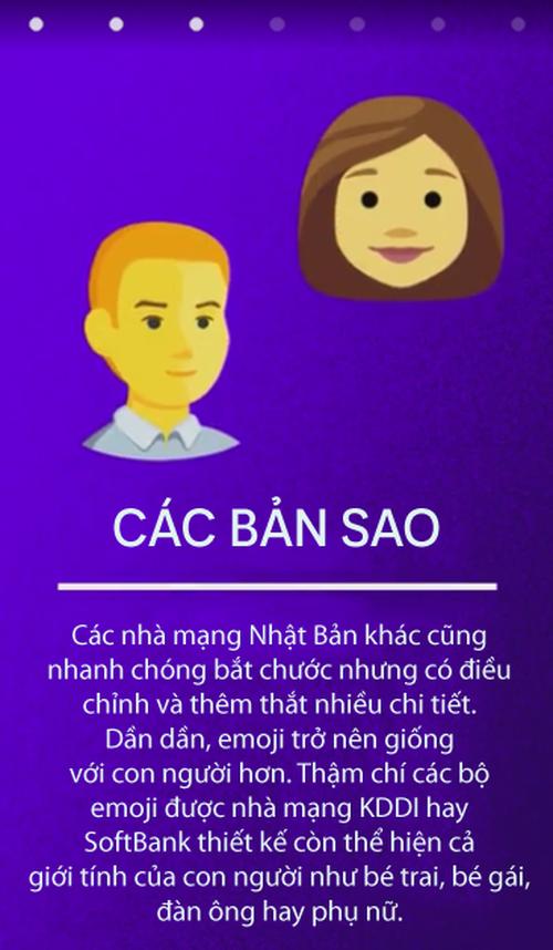 Những câu chuyện thú vị đằng sau loạt emoji bạn vẫn dùng hàng ngày bây giờ mới kể - Ảnh 3.