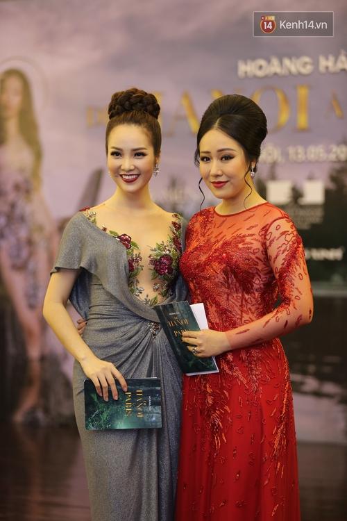 Hoa hậu Mỹ Linh đẹp dịu dàng, Tú Anh dừ bất ngờ, Mai Phương Thúy tái xuất trên thảm đỏ show Hoàng Hải - Ảnh 9.