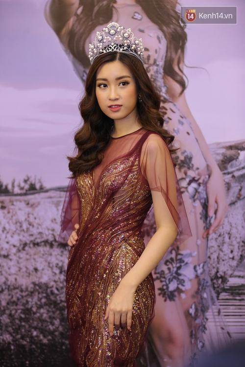 Hoa hậu Mỹ Linh đẹp dịu dàng, Tú Anh dừ bất ngờ, Mai Phương Thúy tái xuất trên thảm đỏ show Hoàng Hải - Ảnh 1.