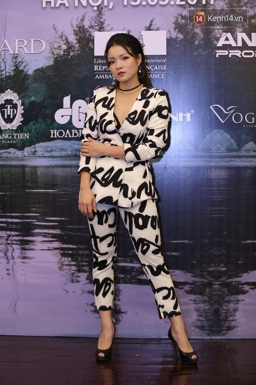 Hoa hậu Mỹ Linh đẹp dịu dàng, Tú Anh dừ bất ngờ, Mai Phương Thúy tái xuất trên thảm đỏ show Hoàng Hải - Ảnh 10.