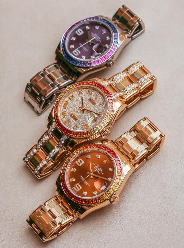 Khẳng định sự quyền quý bằng đồng hồ rolex Rolex-Datejust-Pearlmaster-39-Diamond-3235-aBlogtoWatch-14-884aa