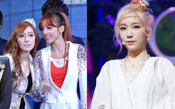 Fan ngán ngẩm khi Goo Hara bỏ Jessica để ủng hộ Taeyeon