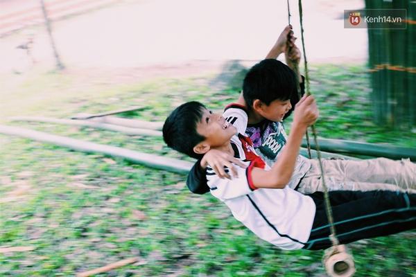 Những người sáng tạo sân chơi miễn phí cho trẻ em giữa lòng Hà Nội - Ảnh 7.