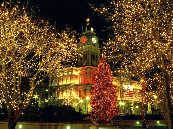 Những khu chợ Giáng sinh lộng lẫy cho du học sinh ở châu Âu - Ảnh 3.