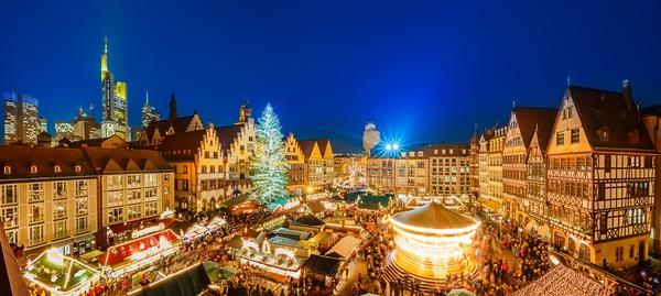 Những khu chợ Giáng sinh lộng lẫy cho du học sinh ở châu Âu - Ảnh 10.