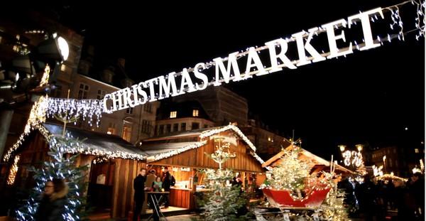 Những khu chợ Giáng sinh lộng lẫy cho du học sinh ở châu Âu - Ảnh 11.